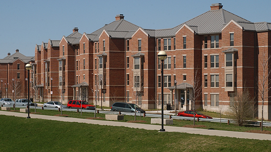 purdue university apartments