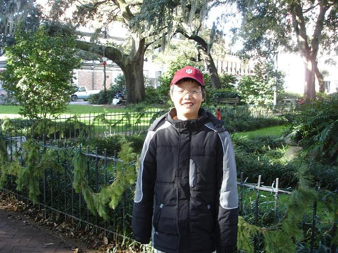 Yihan Chen Savannah Ga